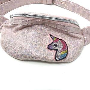 Children's Place unicorn Fanny pack purse